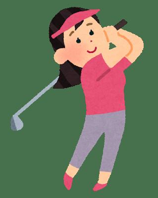 吉田優利 ゴルフ