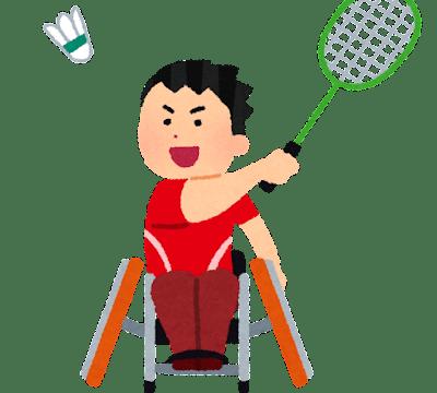 山崎悠麻 パラリンピック バドミントン