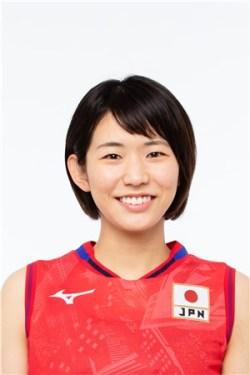 古賀紗理那/こがさりな、バレーボール日本代表選手(東京オリンピック2020-2021代表)