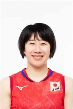 小幡真子/こばたまこ、バレーボール日本代表選手(東京オリンピック2020-2021代表)
