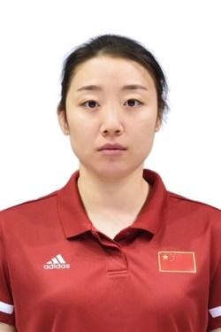 姚迪/Yao Di/ヨウ・テキ、バレーボール中国代表選手(東京オリンピック2020-2021出場)