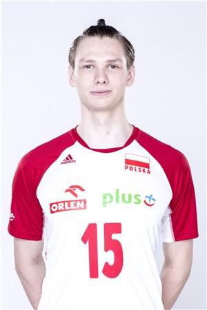ヤクプ・コハノフスキ/Jakub Kochanowski、バレーボールポーランド代表選手(東京オリンピック2020-2021出場)