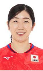 荒木絵里香,女子バレーボール日本代表,2020年度登録選手