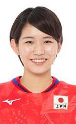 古賀紗理那,女子バレーボール日本代表,2020年度登録選手
