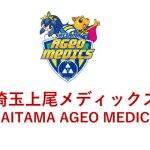 埼玉上尾メディックス, SAITAMA AGEO MEDICS