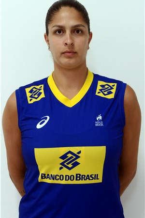 アナ・コレーア/Ana Beatriz Silva Corrêa、バレーボールブラジル代表選手(東京オリンピック2020-2021出場)