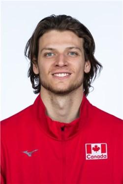 アーサー・シュワーツ/Arthur Szwarc、バレーボールカナダ代表選手(東京オリンピック2020-2021出場)