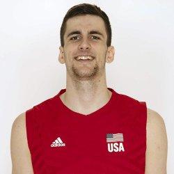 ジェイク・ヘインズ、バレーボールアメリカUSA代表男子選手