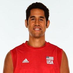 ギャレット・ムアグトゥティア、バレーボールアメリカUSA代表男子選手