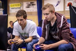 Lars Korreborg og Jesper Prang spillede sig sammen frem til en 3. plads ved Elgiganten Cup, men nu skal de igen se frem til at være konkurrenter, og kæmpe om hver deres sag.