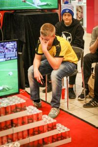 Anders Dammand var ved Aalborg Open, trods 4. pladsen, ikke helt tilfreds dog.