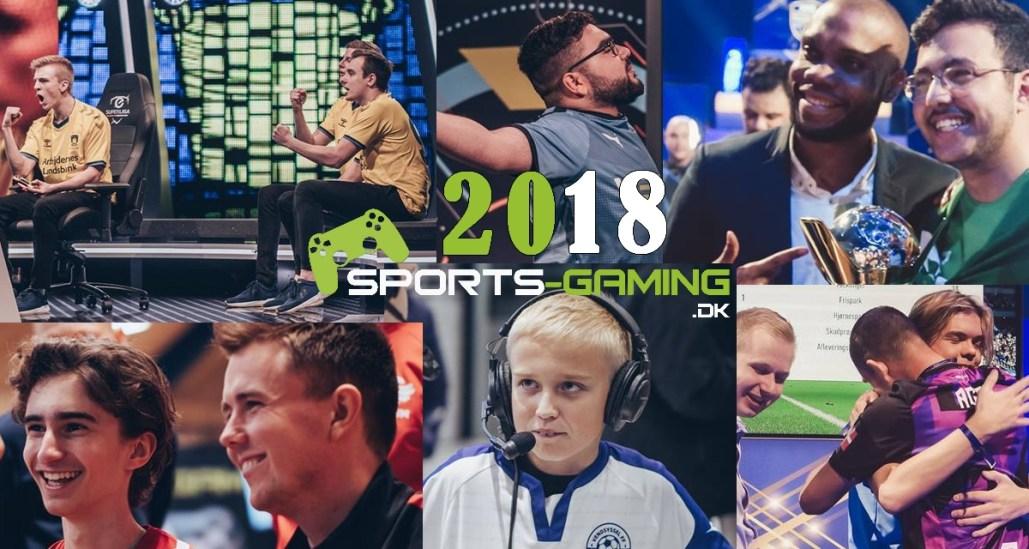 3acb1ed71d57 Året 2018 i billeder – Sports-Gaming