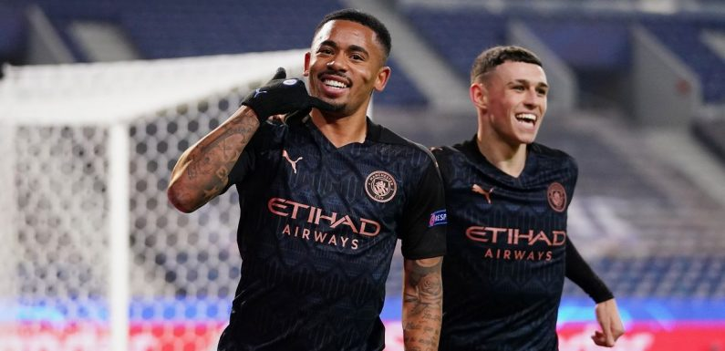 Man City fall foul of VAR but secure top spot in Champions League group | Sports-Life-News
