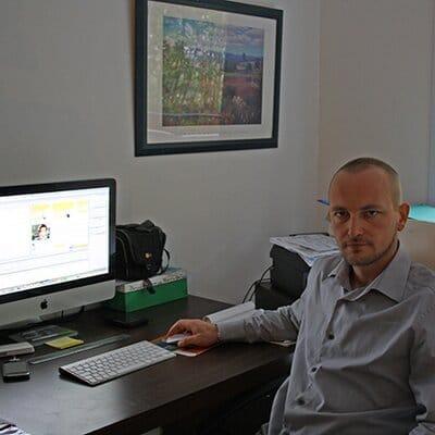 Auteur du blog sports-sante.fr Francis Drubigny