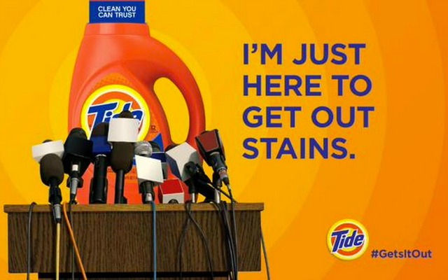 look tide laundry detergent