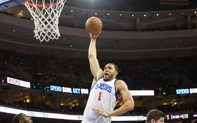 nba,javale mcgee,sixers
