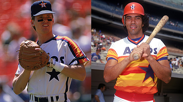 Astros New Uniforms Will Have Some Of The Colors From The Past Cbssports Com