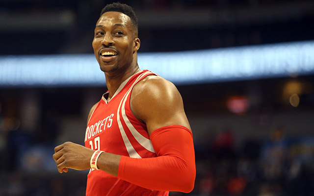 Dwight Howard is reportedly unhappy in Houston. (USATSI)