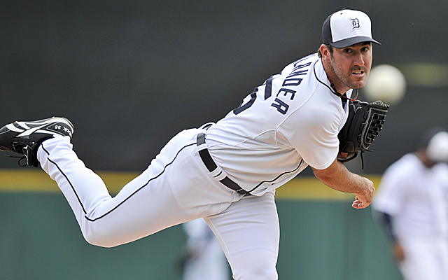Tigers Justin Verlander agree to contract extension