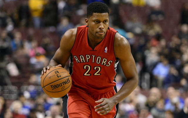 Raptors And Kings Agree To Trade For Rudy Gay Cbssportscom