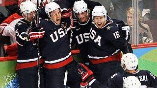 USA Olympic Hockey