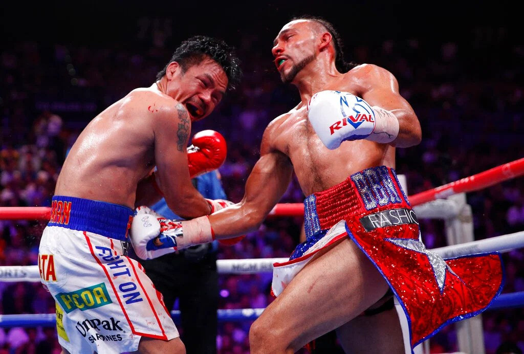 Photo of Thurman continues to demand rematch with Pacquiao