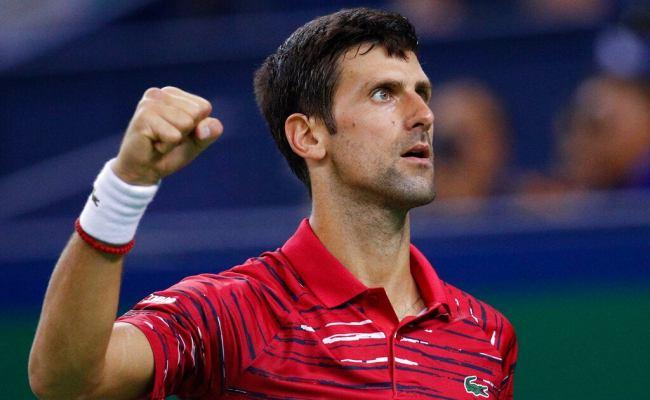 Novak Djokovic Reaches 3rd Round In Shanghai Inquirer Sports