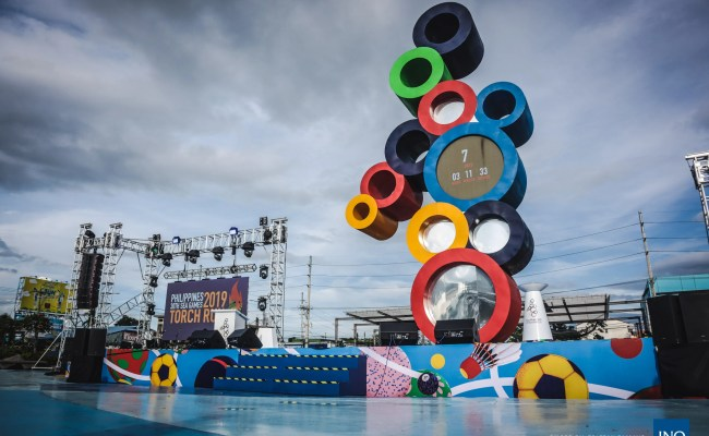 Sea Games Won T Extend Beyond Dec 11 Despite Typhoon