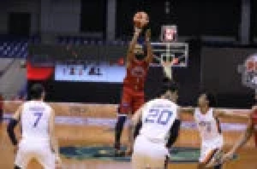 Ginebra stops Meralco for 2-1 series lead
