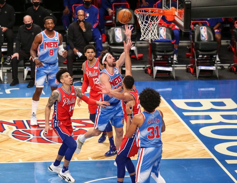 NBA: Joe Harris steps up as Nets down 76ers | Inquirer Sports