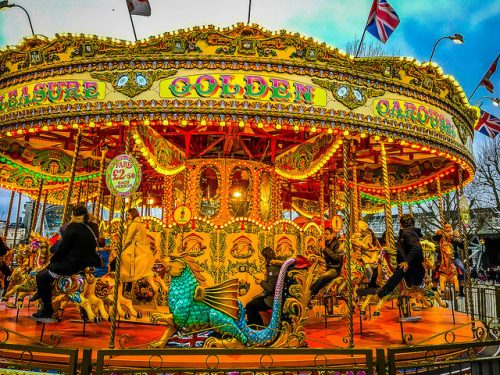 Carousel Colors