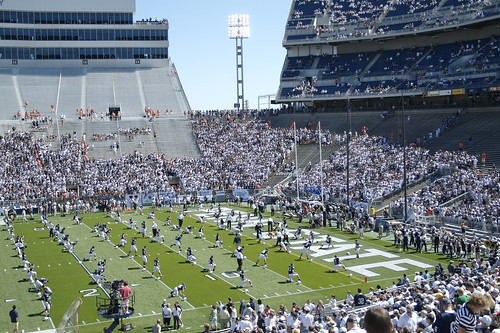 Link: Lawsuit alleges Penn State players took part in graphic hazing, James Franklin ignored complaints