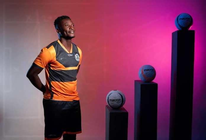 Ghanaian forward Asamoah Gyan