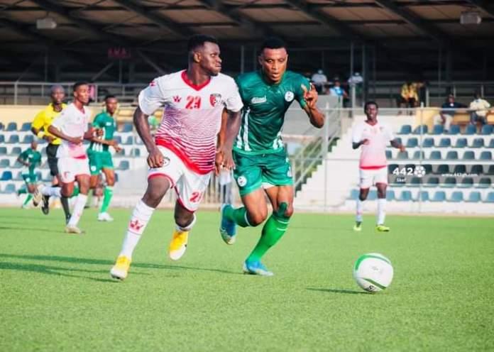 The 2020-21 Ghana Premier League season