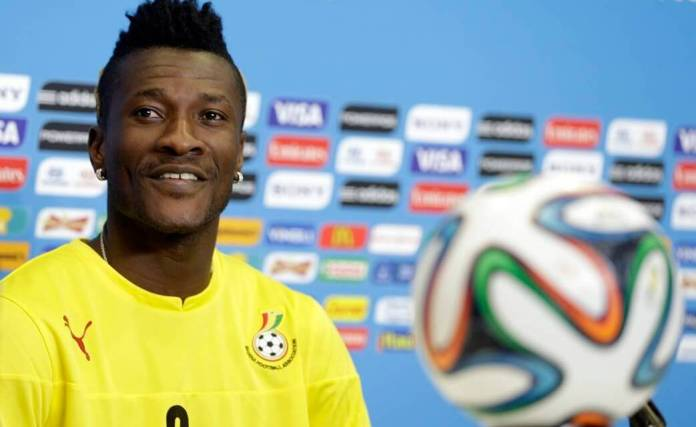 Gyan last played Ghanaian club football in 2003, when he left Liberty Professionals to join Udinese in Italy