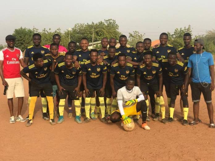 The Tamale Teaching Hospital Soccer League begins this weekend on Sunday