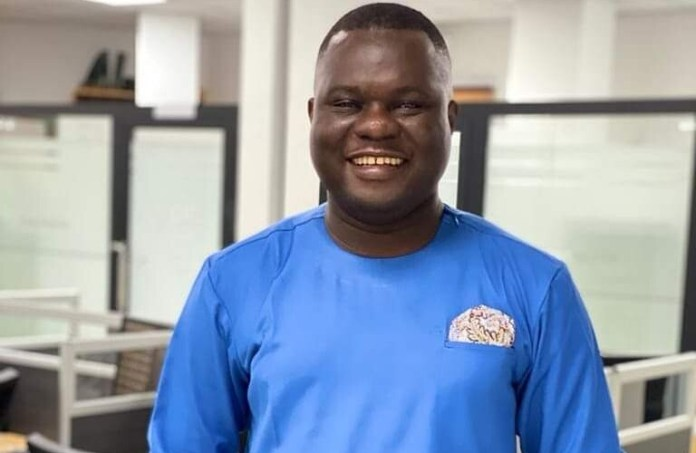 Moses Antwi Benefo popularly known in football circles as PJ Mozey