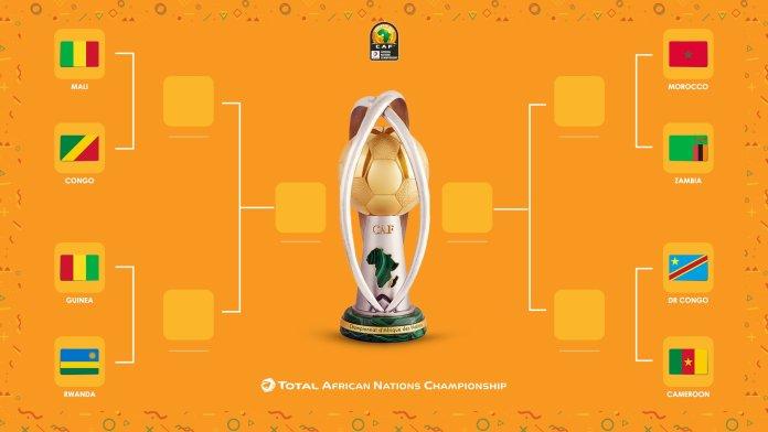 CHAN Quarter-final