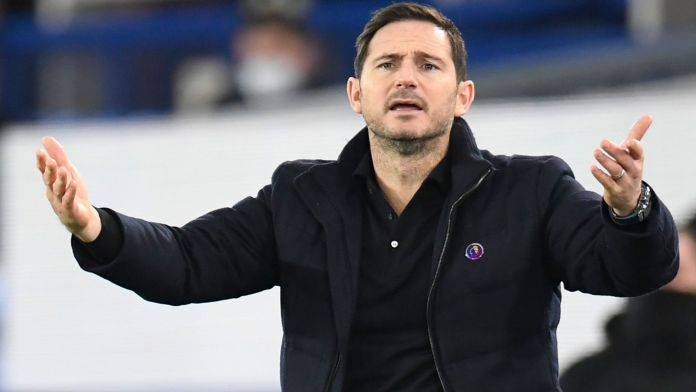 Frank Lampard has been manager of Chelsea for only 18 months