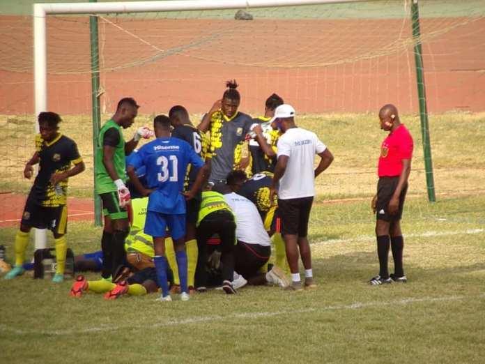 Tamale City beat RTU 1-0 at the Aliu Mahama Sports Stadium