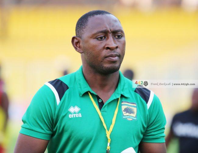 Coach Abdul Gazale