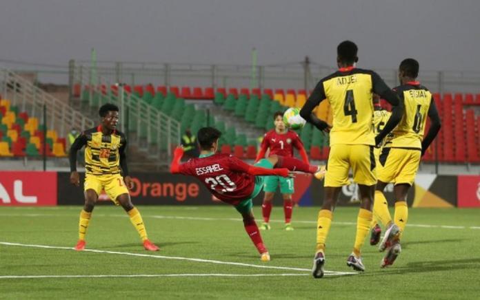 Ghana vs Morocco