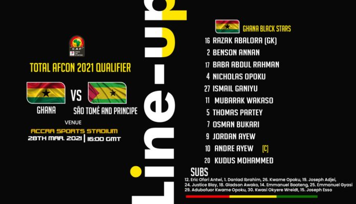 Ghana Black Stars 11