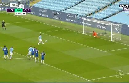 Sergio Aguero's awful Panenka penalty