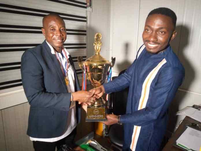 Baba Nuhu Mallam earns coach of the season