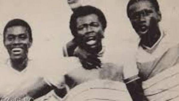 This is 16-year old Abedi Pele when he was playing for Real Tamale United