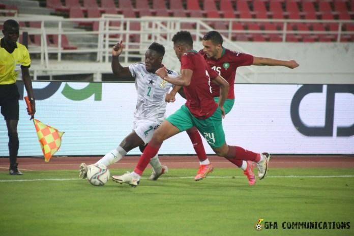 Morocco vs Ghana