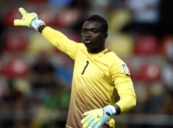 Medeama Goalkeeper Ofori Antwi