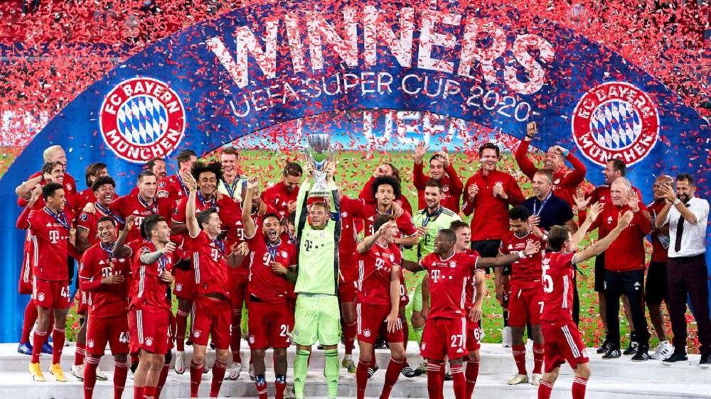 Bayern Munich Wins The UEFA Super Cup 2020 - Sports Al Dente