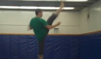 The 360 Jump Front Kick